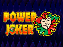 Играть в онлайн казино в Power Joker